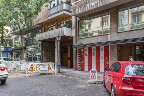 Venta de garajes en Madrid Capital,
